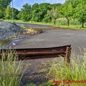 Memorial Day Vandalism Flushing Meadows Corona Park